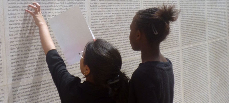 Shoah Memorial, International Dimensions of Holocaust Education.