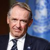 Le Vice-Secrétaire général des Nations Unies, Jan Eliasson. ONU/Devra Berkowitz