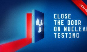 Nuclear tests remain a threat to human health and global stability. Graphic: CTBTO