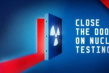 Les essais nucléaires constinuent de poser une menace pour l'hulanité et la stabilité mondiale. Copyright: CTBTO