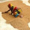 Trabajadora doméstica bengalí. Foto de archivo:  OIT/Mohammad S. J