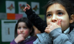 The stresses of poverty and occupation have badly affected refugee children in the West Bank.