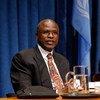 Moustapha Soumaré. Photo ONU/Berkowitz