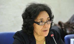 Special Representative for Children and Armed Conflict Leila Zerrougui.