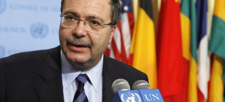 Tarek Mitri.