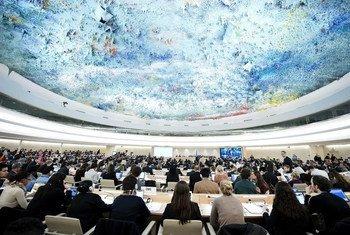 Consejo de Derechos Humanos. Foto de archivo: ONU/Jean-Marc Ferré
