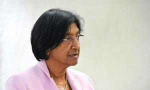 UN rights chief praises groundbreaking report on violence