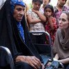 Desde que começou a trabalhar com o Acnur Angelina Jolie já realizou 61 missões.