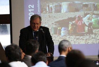 Mark Bowden, Humanitarian Coordinator for Somalia.