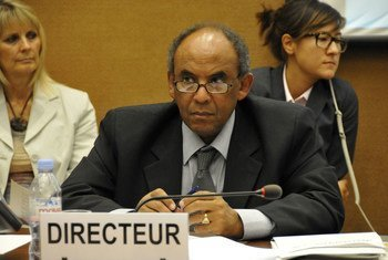 Taffere Tesfachew, Director of UNCTAD's Division for Africa, Least Developed Countries and Special Programmes.