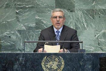 Le Vice-Président de l'Iraq, Khudier Alkhuzae.