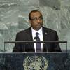 Prime Minister Abdiweli Mohamed Ali of Somalia.