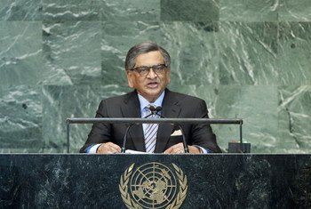 印度外交部长克里希纳
