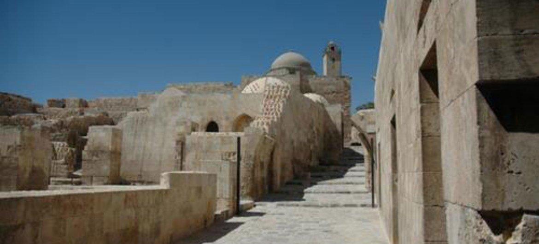Casco antiguo de Aleppo, Siria   Foto: UNESCO