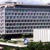 WHO Headquarters in Geneva.