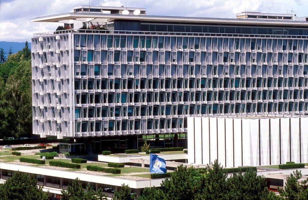 世卫组织日内瓦总部。