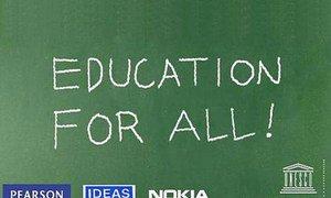 Education For All (EFA) Crowdsourcing Challenge.