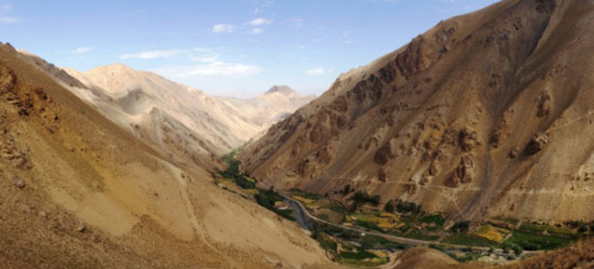 Afghanistan is one of the most vulnerable countries in the world to the impacts of climate change.