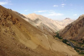 Afganistán, uno de los países mas vulnerables al cambio climático  Foto: Anssi Kullberg