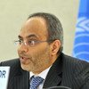 Executive Secretary of the UN Economic Commission for Africa Carlos Lopes.