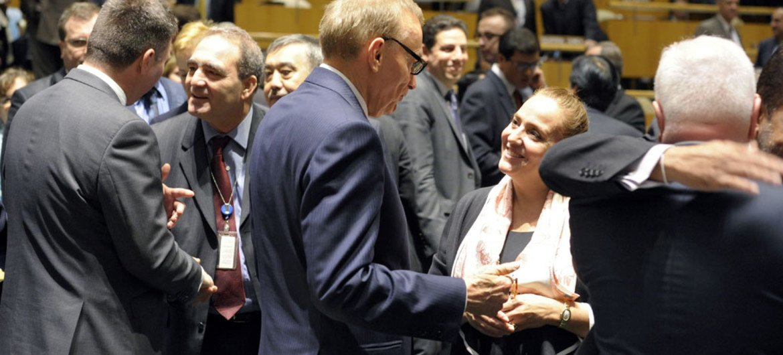 Argentina, Australia, Luxembourg, Republic of Korea and Rwanda obtain non-permanent  seats on UN Security Council | | UN News