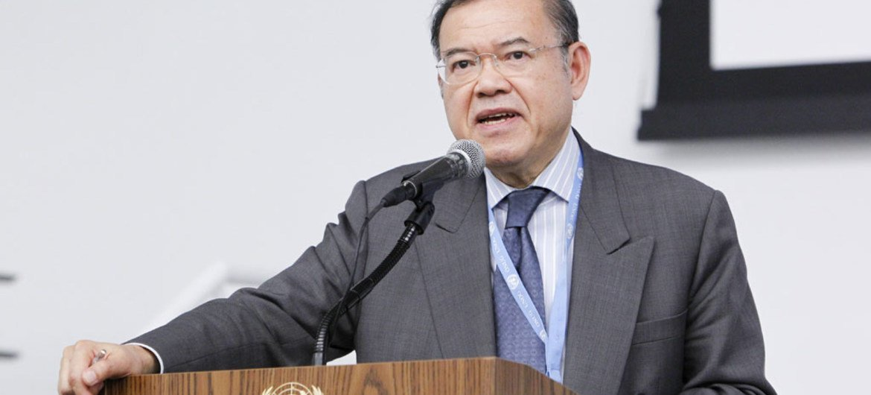 UNCTAD Secretary-General Supachai Panitchpakdi.