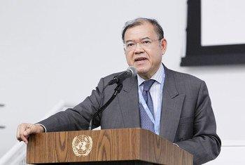 Le Secrétaire général de la CNUCED, Supachai Panitchpakdi.