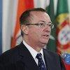 Le Secrétaire général adjoint aux affaires politiques, Jeffrey D. Feltman. Photo ONU/Rick Bajornas