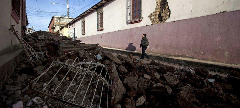 San Marcos, Guatemala<br>EFE/Saúl Martínez