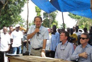 представитель  ООН <br> в Сьерра-Леоне