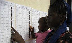 Près de 2,7 millions d'électeurs étaient enregistrés pour prendre part au scrutin du 17 novembre.