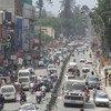 Los accidentes viales causan 1,2 millones de muertes al año. Foto de archivo: IRIN/Reena Gurung
