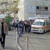 Hospital en Gaza