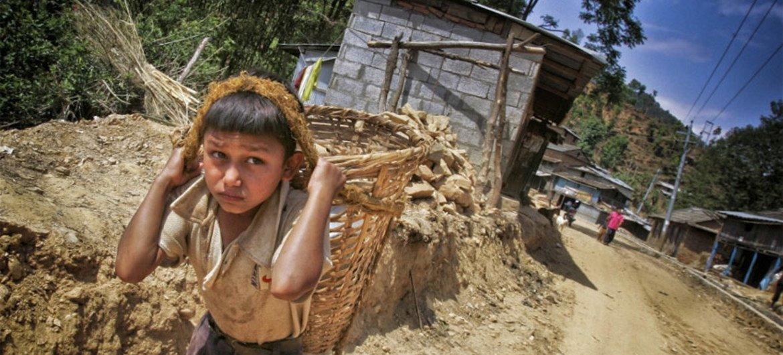 Более 10 миллионов детей являются жертвами современных форм рабства