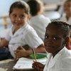 Escolares en Colombia  Foto:  UNESCO