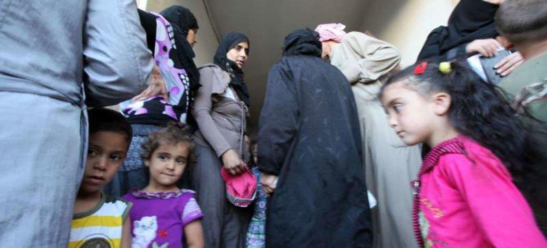 صورة أرشيفية: اللاجئون السوريون في لبنان UNHCR/S.Malkawi