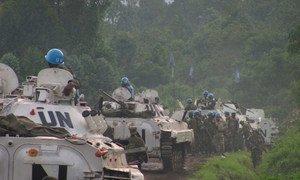 UN peacekeepers. Photo MONUSCO