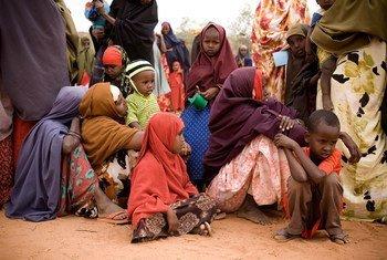 La inseguridad alimentaria afecta a cinco millones de somalíes. Foto de archivo: PMA/David Orr