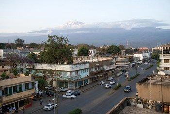 Moshi, Tanzania.