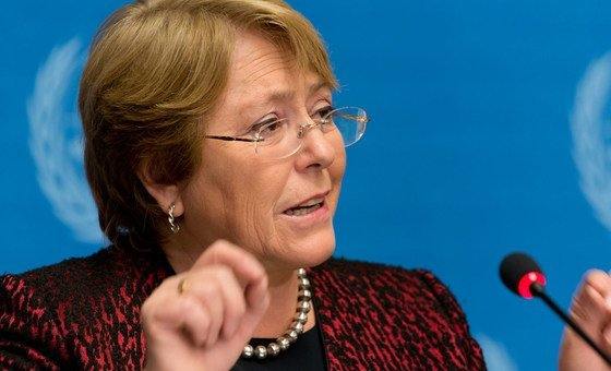 La nueva Alta Comisionada de la ONU para los Derechos Humanos, Michelle Bachelet.