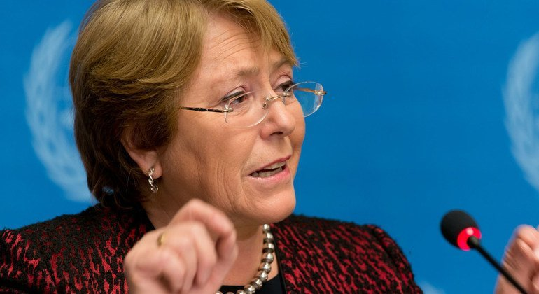 Bachelet elogia el papel de las mujeres en la redacción de la Declaración Universal de Derechos Humanos