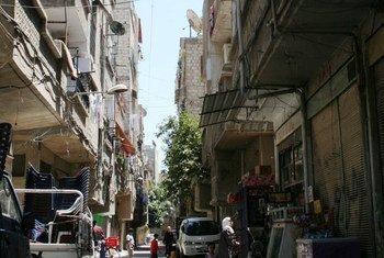 叙利亚的巴勒斯坦难民营