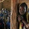 Niño en la República Centroafricana (Foto de archivo: UNICEF-Pierre Holtz)