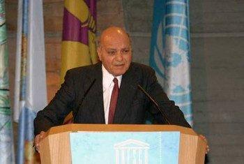 Goodwill Ambassador Madanjeet Singh.