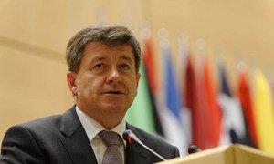 ILO Director-General Guy Ryder.