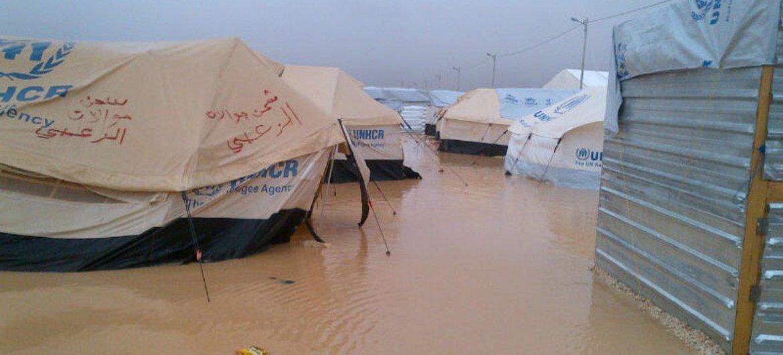 Campamento de Za'atari