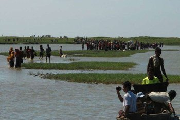 Growing numbers of people are risking their lives on smugglers' boats in the Bay of Bengal following the recent violence in Myanmar's Rakhine state.