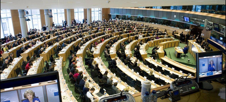 Guterres disse ao Parlamento Europeu que as ameaças virtuais têm consequências na vida real