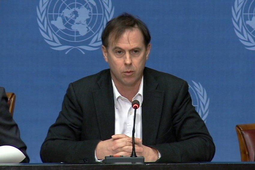 人权高专办发言人科尔维尔