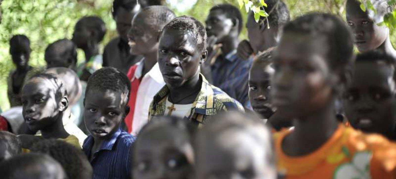 Refugiados en Kenya (Foto de archivo: ACNUR-R. Gangale)